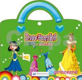 Dievčenské sny o obliekaní - 3. cena od 40 Kč