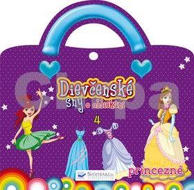 Svojtka Dievčenské sny o obliekaní 4 cena od 74 Kč