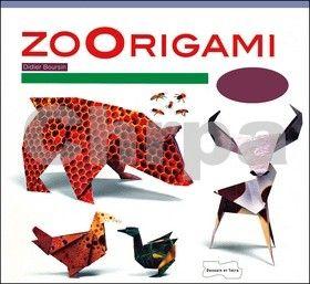 Didier Bourisn: Zoorigami cena od 221 Kč