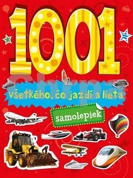 Svojtka 1001 samolepiek všetkého, čo jazdí a lieta cena od 95 Kč