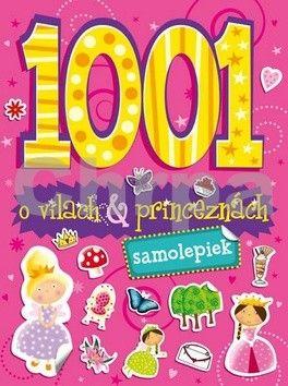 Svojtka 1001 samolepiek o vílach a princeznách cena od 190 Kč