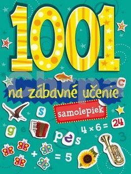Svojtka 1001 samolepiek na zábavné učenie cena od 187 Kč