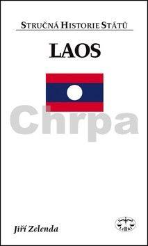 Jiří Zelenda: Laos cena od 120 Kč