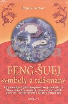 Gärtner Brigitte: Feng-šuej symboly a talismany cena od 186 Kč