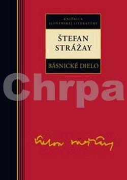 Štefan Strážay: Štefan Strážay Básnicke dielo cena od 218 Kč