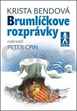 Krista Bendová: Brumlíčkove rozprávky cena od 135 Kč