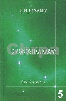 Sergej N. Lazarev: Diagnostika karmy 5 - Odpovědi na otázky cena od 199 Kč