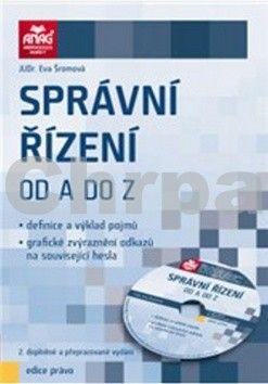 Eva Šromová: Správní řízení od A do Z + CD cena od 447 Kč