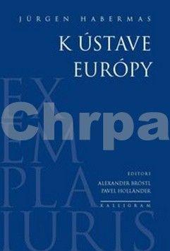 Jürgen Habermas: K ústave Európy cena od 161 Kč