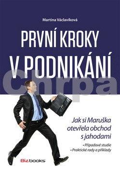 Martina Václavíková: První kroky v podnikání cena od 93 Kč