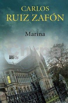 Carlos Ruiz Zafón: Marina cena od 231 Kč