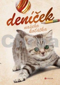 CPress Deníček našeho koťátka cena od 89 Kč
