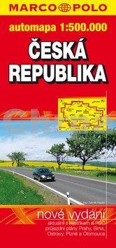 Česká republika 1:500 000 cena od 69 Kč