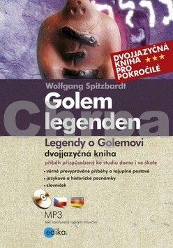 Wolfgang Spitzbardt: Legendy o Golemovi cena od 190 Kč