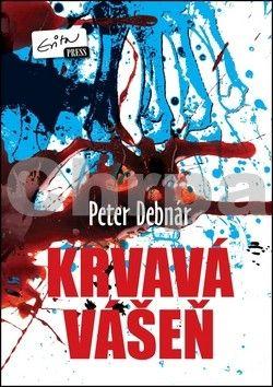 Peter Debnár: Krvavá vášeň cena od 200 Kč