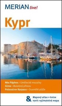 Klaus Bötig: Merian 17 - Kypr - 6. vydání cena od 136 Kč