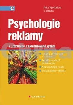 Jitka Vysekalová: Psychologie reklamy - 4. vydání cena od 312 Kč