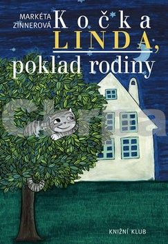 Markéta Zinnerová: Kočka Linda, poklad rodiny cena od 163 Kč