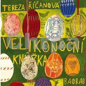 Tereza Říčanová: Velikonoční knížka cena od 97 Kč