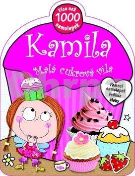 Kamila malá cukrová víla cena od 58 Kč