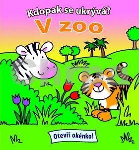 Kdopak se ukrývá? V zoo cena od 59 Kč