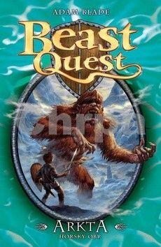 Adam Blade: Arkta, horský obr - Beast Quest (3) cena od 101 Kč