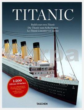 TASCHEN Titanic cena od 318 Kč