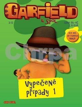 Media Dargaud: Garfield 3/12 a vypečené případy 1 cena od 0 Kč