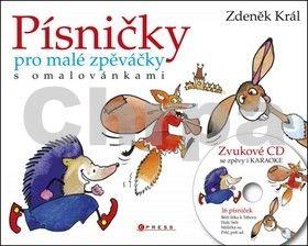 Zdeněk Král: Písničky pro malé zpěváčky cena od 135 Kč