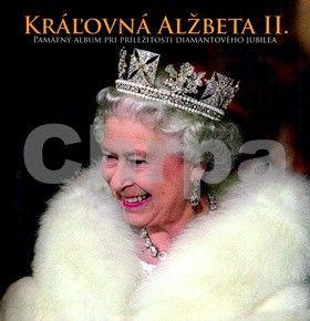 SLOVART Kráľovná Alžbeta II. cena od 300 Kč