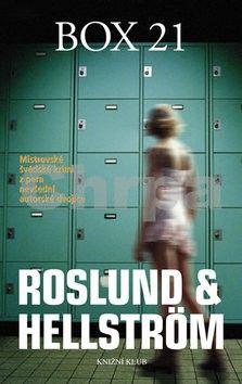 Anders Roslund, Börge Hellström: Box 21 cena od 229 Kč