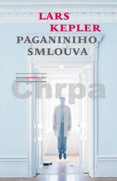 Lars Kepler: Paganiniho smlouva - brož. cena od 134 Kč