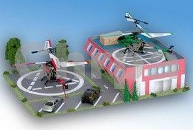 Heliport cena od 39 Kč