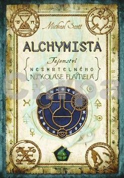 Michael Scott: Alchymista - Tajemství nesmrtelného Nicolase Flamela cena od 279 Kč