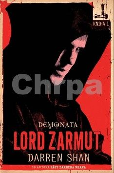Darren Shan: Lord Zarmut cena od 277 Kč