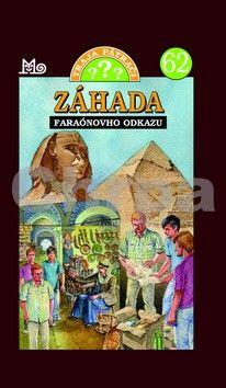 Ben Nevis: Záhada faraónovho odkazu - Traja pátrači 62 cena od 101 Kč