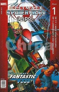 Ultimate Spider-Man a spol. 1 cena od 199 Kč
