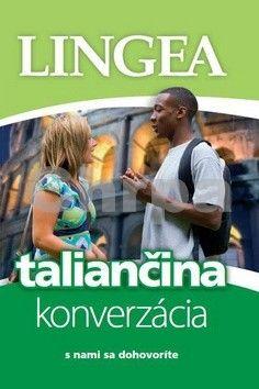 Lingea Taliančina konverzácia cena od 94 Kč