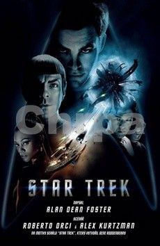 Alan Dean Foster: Star Trek cena od 184 Kč
