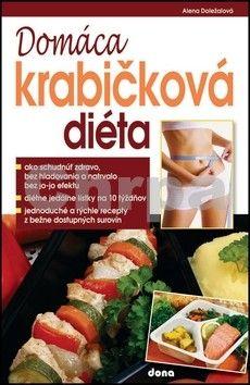 Alena Doležalová: Domáca krabičková diéta cena od 159 Kč