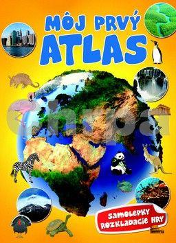 Ottovo nakladateľstvo Môj prvý atlas cena od 163 Kč