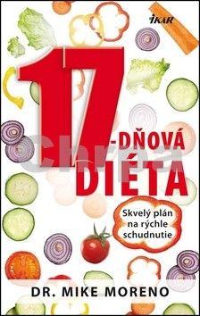 Mike Moreno: 17-dňová diéta cena od 249 Kč