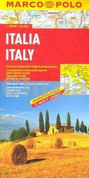 Marco Polo Itálie 1:800 000 cena od 178 Kč