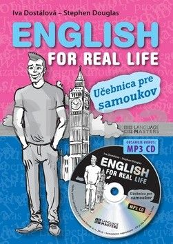 XXL obrazek Iva Dostálová, Stephen Douglas: English for real life + CD