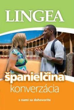 Lingea Španielčina konverzácia cena od 94 Kč