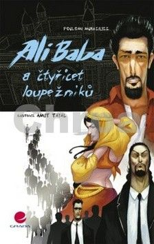 GRADA Ali Baba a čtyřicet loupežníků cena od 59 Kč