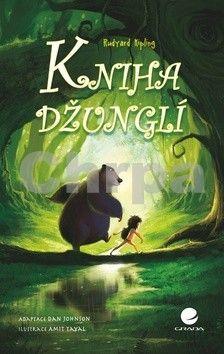 Rudyard Kipling: Kniha džunglí cena od 167 Kč