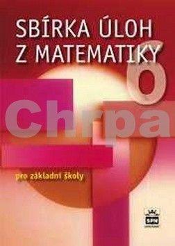 Trejbal Josef: Sbírka úloh z matematiky 6 pro základní školy cena od 75 Kč
