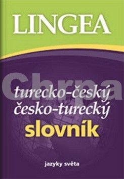 Turecko-český Česko-turecký slovník cena od 513 Kč