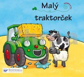 Svojtka Malý traktorček cena od 190 Kč